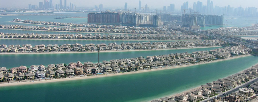 Palm Jumeirah properties